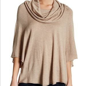 Joie Celia 3/4 Dolman Sleeve Cowl Neck Sweater